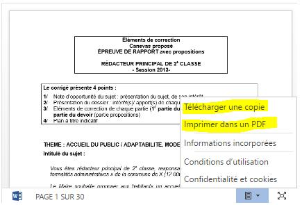 UTILISATION DE LA POINTE A COTE DE LA FEUILLE POUR INCORPORATION FICHIER